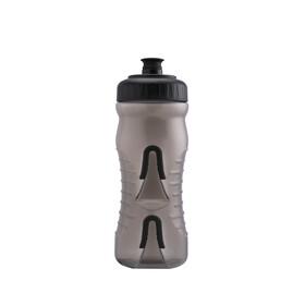 Fabric Cageless Flasche 620 ml Grey/Black